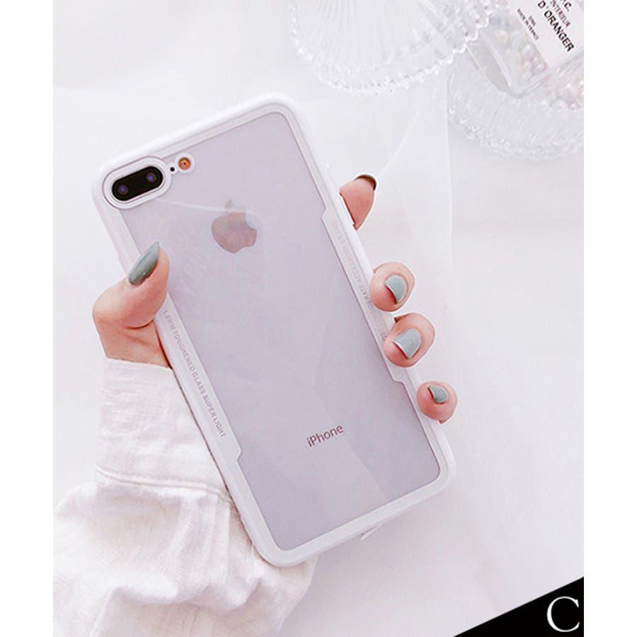 スマホケース iPhone7 iPhone8 iPhonex iPhone ケース iPhone6 6 6Plus 7 7Plus88Plus x iPhoneケース アイフォン かわいい スマホカバー おしゃれ スマートフォンカバー iphoneケースサイドカラー クリア フレーム バンパー SE2 ipc334 16