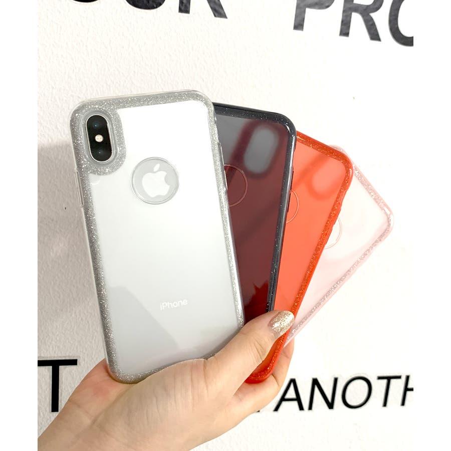 スマホケース iPhone7 iPhone8 iPhonex iPhone ケース iPhone6 6 6Plus 7 7Plus88Plus x iPhoneケース アイフォン かわいい スマホカバー おしゃれ スマートフォンカバーiphoneケースサイドグリッター ラメ クリア SE2 ipc354 2