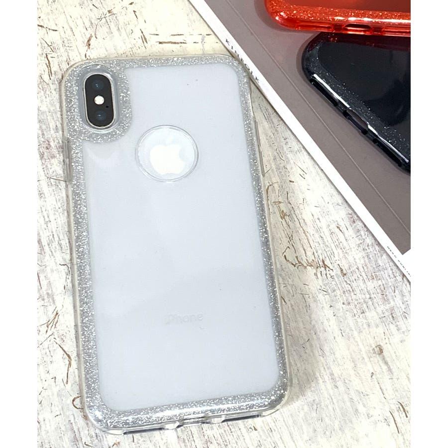 スマホケース iPhone7 iPhone8 iPhonex iPhone ケース iPhone6 6 6Plus 7 7Plus88Plus x iPhoneケース アイフォン かわいい スマホカバー おしゃれ スマートフォンカバーiphoneケースサイドグリッター ラメ クリア SE2 ipc354 5