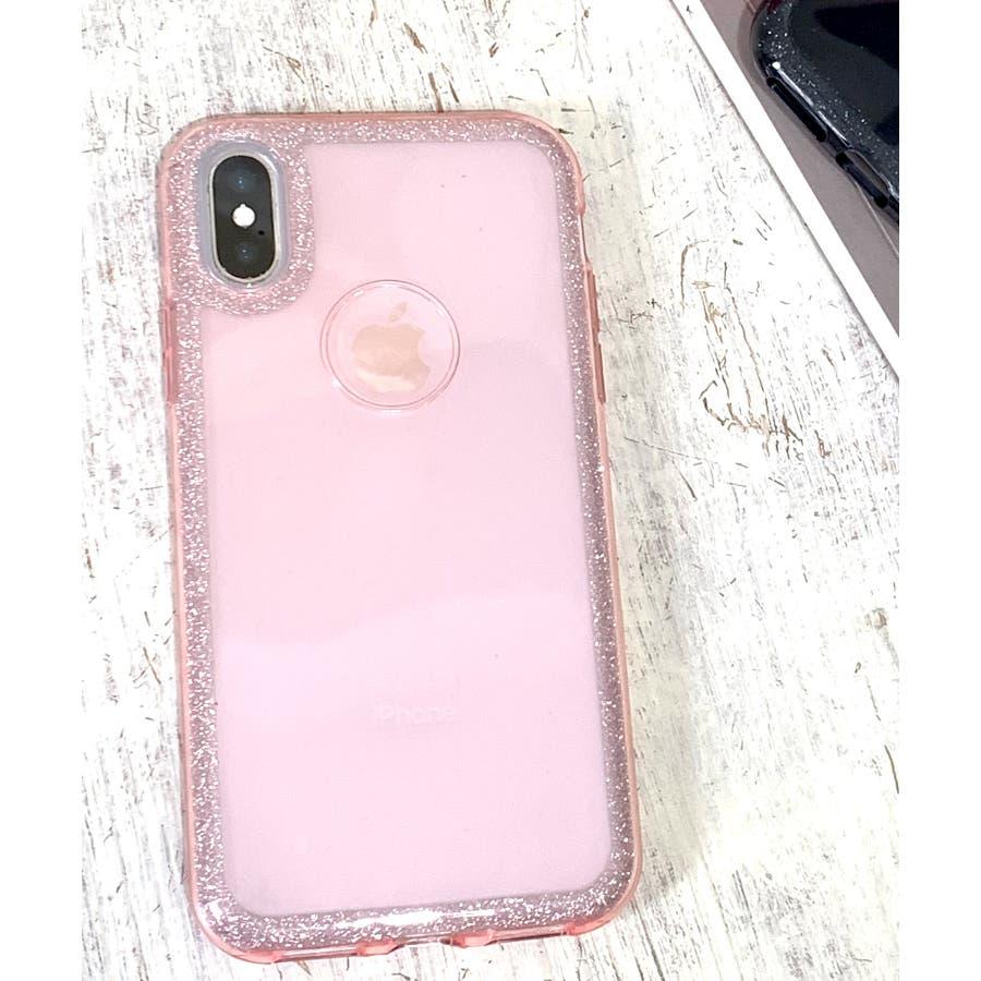 スマホケース iPhone7 iPhone8 iPhonex iPhone ケース iPhone6 6 6Plus 7 7Plus88Plus x iPhoneケース アイフォン かわいい スマホカバー おしゃれ スマートフォンカバーiphoneケースサイドグリッター ラメ クリア SE2 ipc354 6