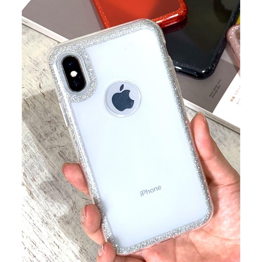 スマホケース iPhone7 iPhone8 iPhonex iPhone ケース iPhone6 6 6Plus 7 7Plus88Plus x iPhoneケース アイフォン かわいい スマホカバー おしゃれ スマートフォンカバーiphoneケースサイドグリッター ラメ クリア SE2 ipc354 16