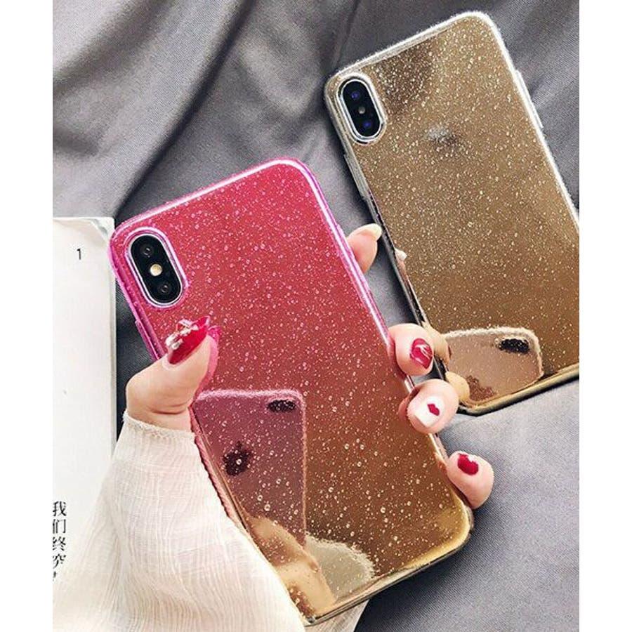 スマホケース iPhone7 iPhone8 iPhonex iPhone ケース iPhone6 6 6Plus 7 7Plus 88Plus x iPhoneケース iphoneカバー かわいい スマホカバー おしゃれ スマートフォンカバー iPhoneケースピンク ゴールド キラキラ SE2 ipc365 1
