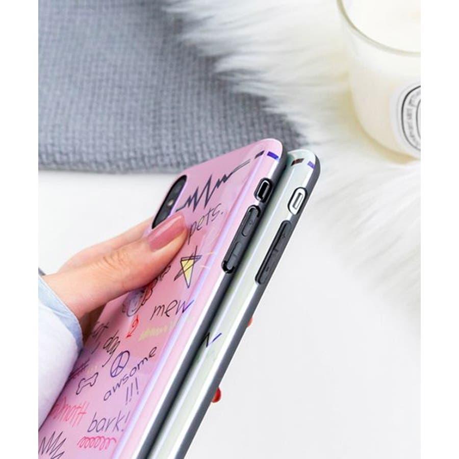 スマホケース iPhone7 iPhone8 iPhonex iPhone ケース iPhone6 6 6Plus 7 7Plus 88Plus x iPhoneケース iphoneカバー かわいい スマホカバー おしゃれ スマートフォンカバー iPhoneケース手書き風 アート 女の子 アメコミ SE2 ipc385 5