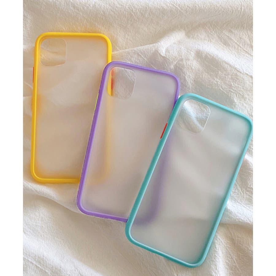スマホケース アイフォンケース スマホカバー アイフォンカバー iPhoneケース iPhonexrケース IphoneXs XRXs Max 7 7plus 8 8plus 10 11 11pro 11promax クリア 透明 バンパー風 フレーム 半透明無地 シンプル SE2 ipc486 2200 2