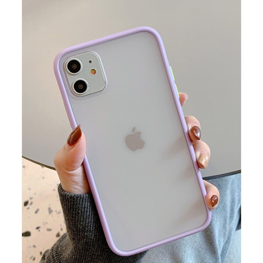 スマホケース アイフォンケース スマホカバー アイフォンカバー iPhoneケース iPhonexrケース IphoneXs XRXs Max 7 7plus 8 8plus 10 11 11pro 11promax クリア 透明 バンパー風 フレーム 半透明無地 シンプル SE2 ipc486 2200 77