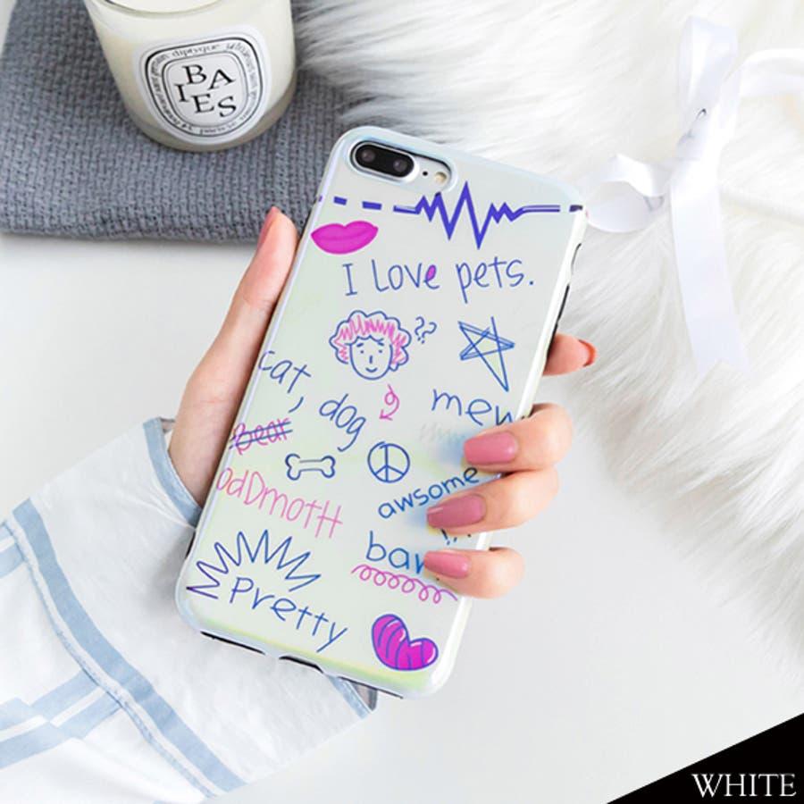 スマホケース iPhone7 iPhone8 iPhonex iPhone ケース iPhone6 6 6Plus 7 7Plus 88Plus x iPhoneケース iphoneカバー かわいい スマホカバー おしゃれ スマートフォンカバー iPhoneケース手書き風 アート 女の子 アメコミ SE2 ipc385 20