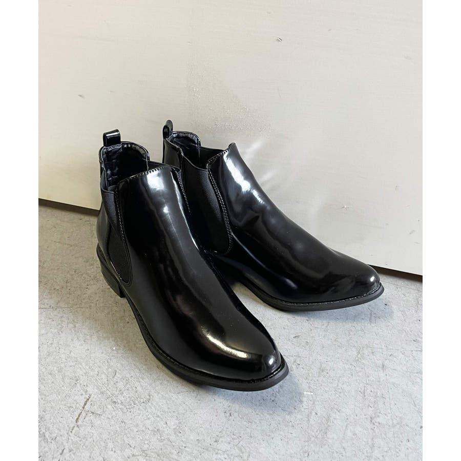 秋新作 サイドゴアブーツ シューズ 靴 レディース ブーツ サイドゴア 春靴 8