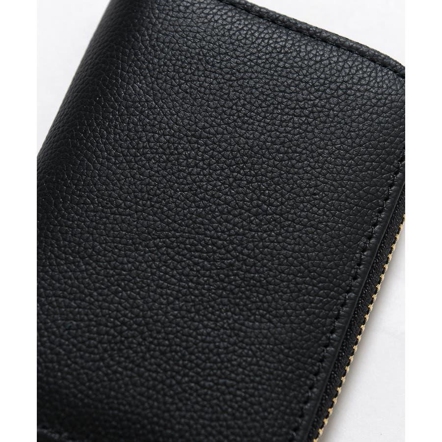 秋新作 リアルレザーカード&コインケース ma 小物 カードケース カード収納 小銭入れ 小型財布 レディース コインケース 本革 7