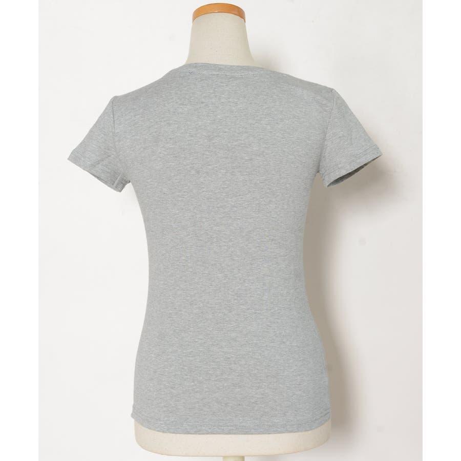 秋新作 シンプルクルーネックTシャツ ma トップス カットソー レディース Tシャツ ベーシック クルーネック 9