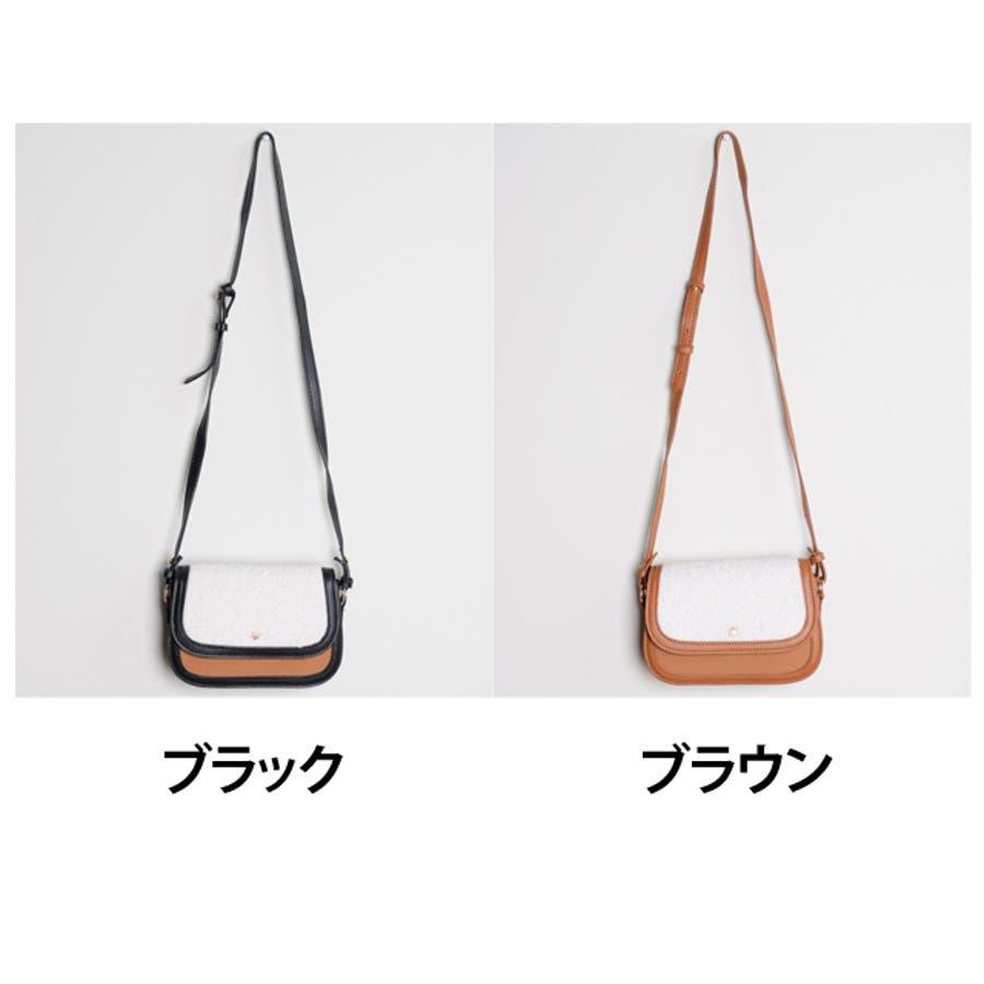 冬新作 ボアミニショルダーバッグ バッグ 鞄 ショルダー ボア ファー エコファー レディース 韓国ファッション 2