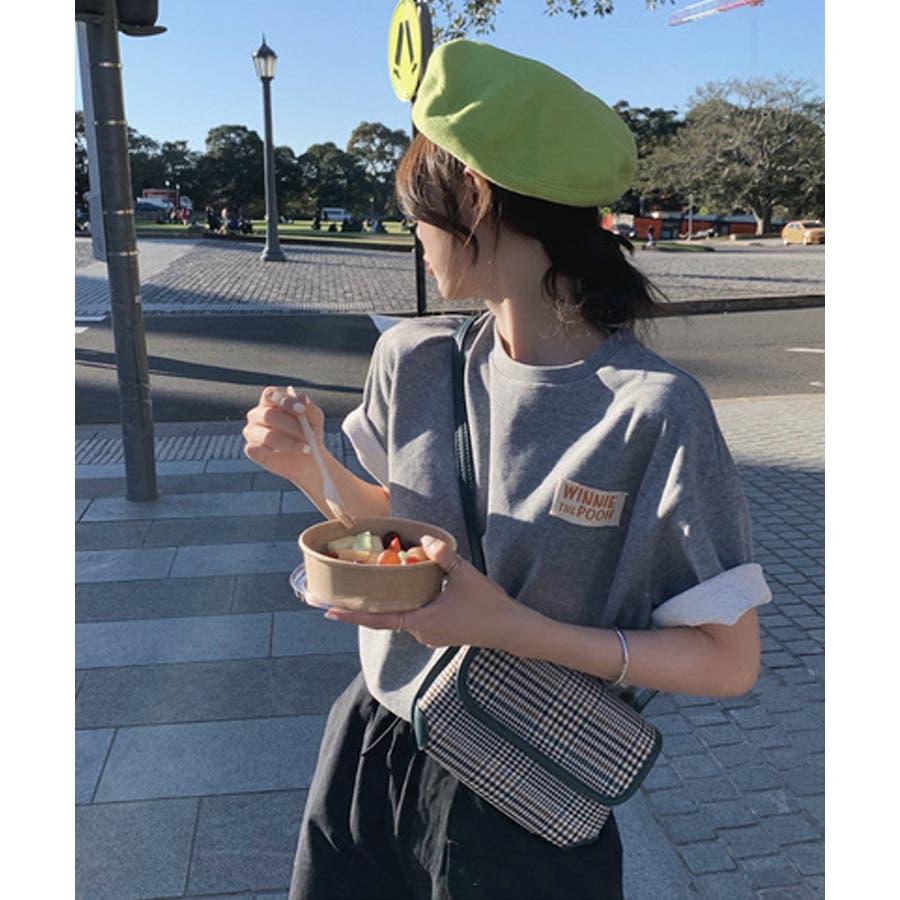 秋新作 グレンチェックマルチバッグ バッグ ショルダー ウエスト サコッシュ グレンチェック コンパクト ミニバッグ 鞄トレンドレディース 韓国ファッション 6