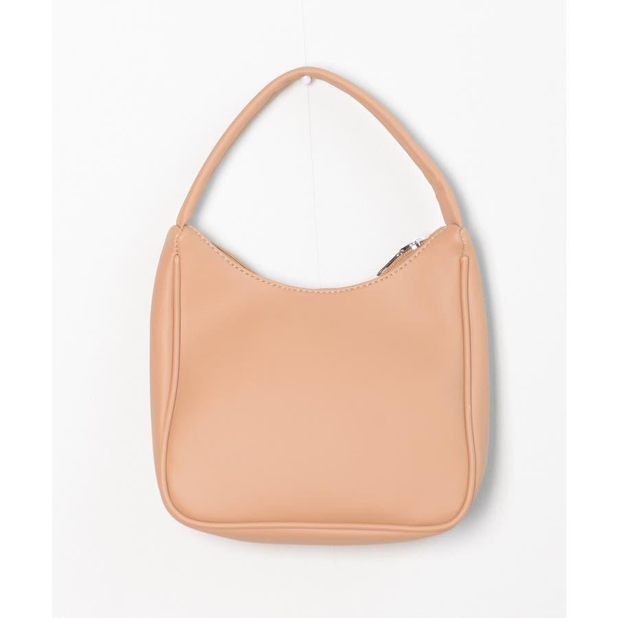 秋新作 ワンハンドルシンプルバッグ バッグ 鞄 ハンド ワンハンドル 上品 シンプル レディース 韓国ファッション 10