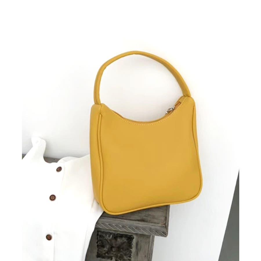 秋新作 ワンハンドルシンプルバッグ バッグ 鞄 ハンド ワンハンドル 上品 シンプル レディース 韓国ファッション 83