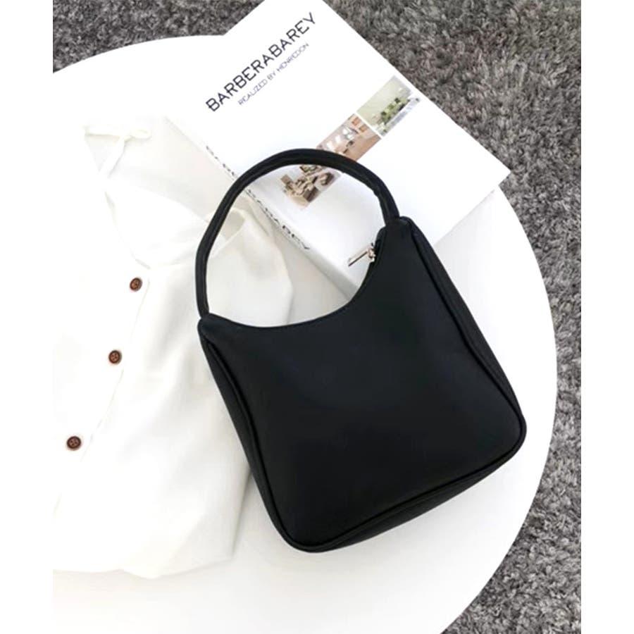 秋新作 ワンハンドルシンプルバッグ バッグ 鞄 ハンド ワンハンドル 上品 シンプル レディース 韓国ファッション 21