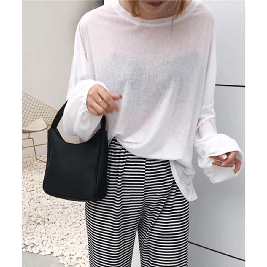 秋新作 ワンハンドルシンプルバッグ バッグ 鞄 ハンド ワンハンドル 上品 シンプル レディース 韓国ファッション 7