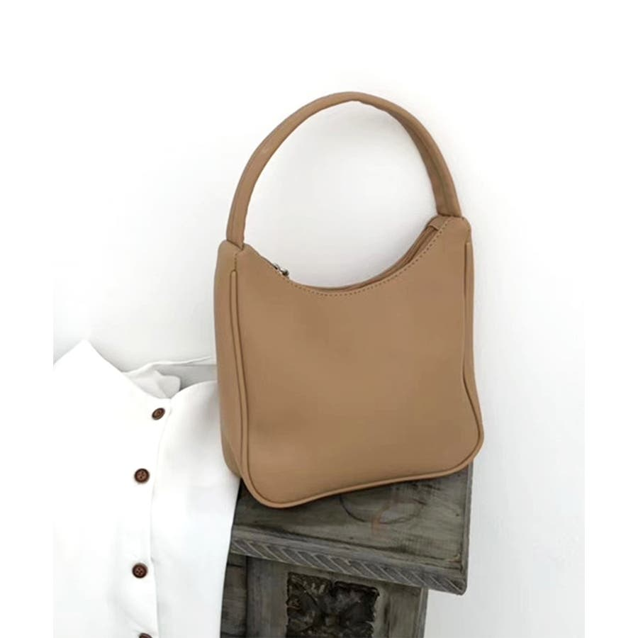 秋新作 ワンハンドルシンプルバッグ バッグ 鞄 ハンド ワンハンドル 上品 シンプル レディース 韓国ファッション 41