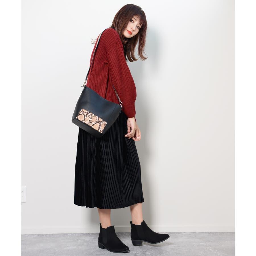 春新作 3wayスクエアバッグ 鞄 6