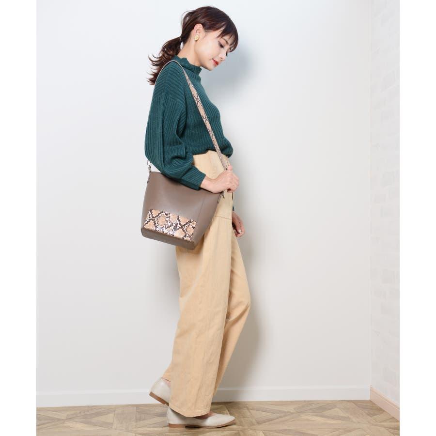 春新作 3wayスクエアバッグ 鞄 29