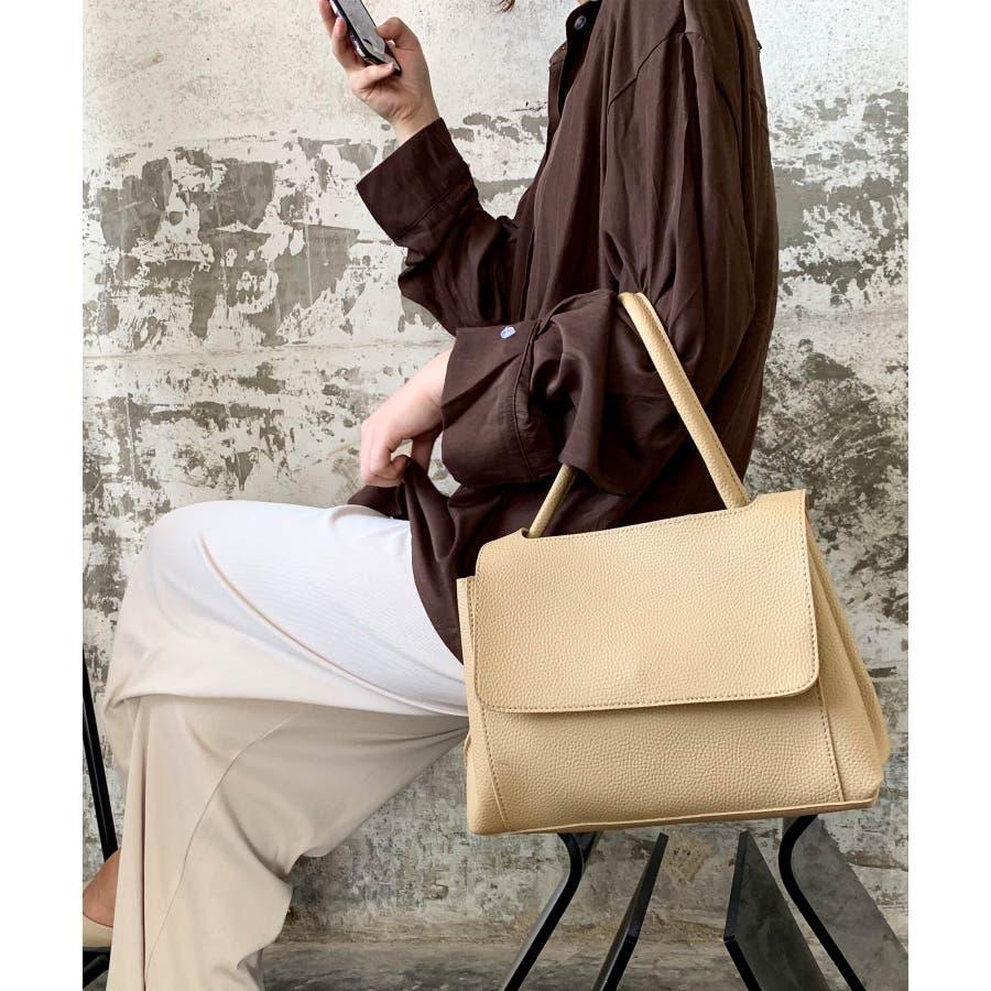 秋新作 3wayシンプルバッグ バッグ ショルダー ハンド 鞄 3way 大容量 上品 大人 シンプル カジュアルレディース韓国ファッション 7