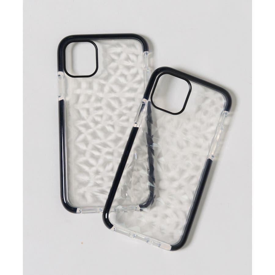 冬新作 クリアスマホケース ma 小物 スマホケース iPhone11 クリア ケース レディース 韓国ファッション 8