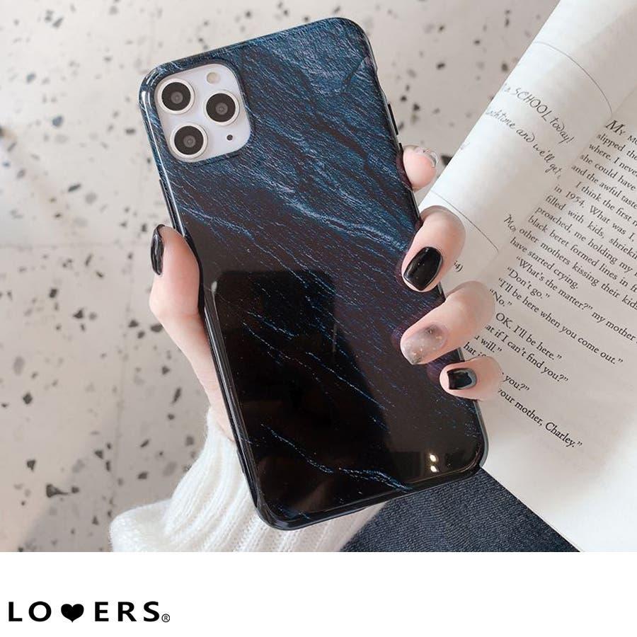 秋新作 岩石柄スマホケース 小物 スマホケース iPhone 7 11 X XS ハート シリコン ソフト レディース韓国ファッション 1