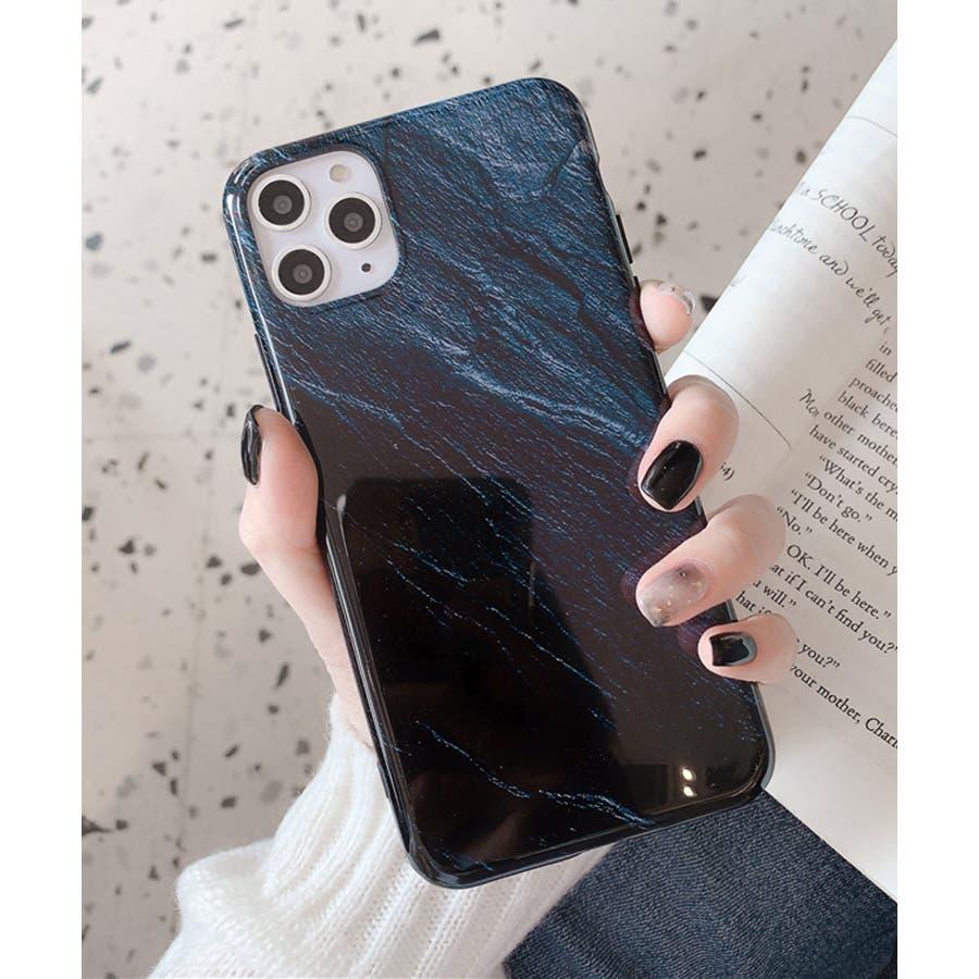 秋新作 岩石柄スマホケース 小物 スマホケース iPhone 7 11 X XS ハート シリコン ソフト レディース韓国ファッション 59