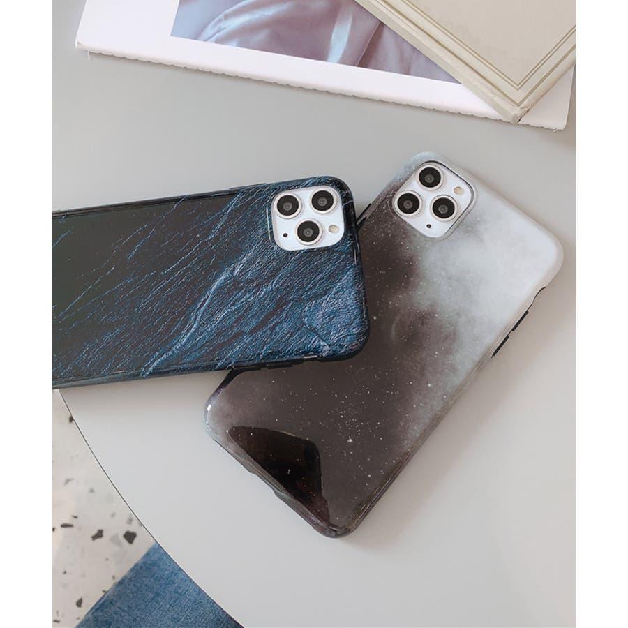 秋新作 岩石柄スマホケース 小物 スマホケース iPhone 7 11 X XS ハート シリコン ソフト レディース韓国ファッション 9
