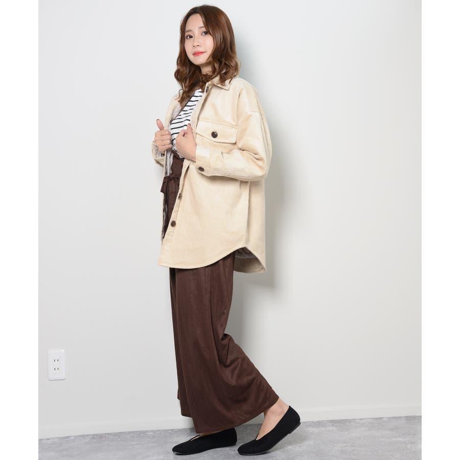 秋新作 スクエアトゥフラットパンプス シューズ 靴 フラット パンプス スクエアトゥ Vカット スエード ボア あったかレディース韓国ファッション 7