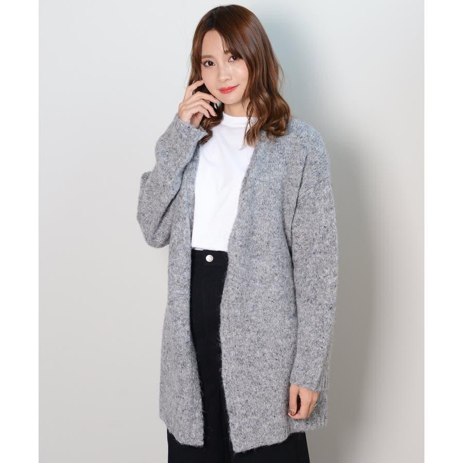 冬新作 カシュクールカーディガン トップス カーディガン カシュクール アウター 羽織 ニット レディース 韓国ファッション 23