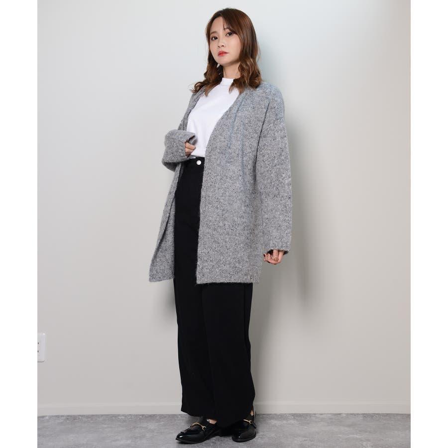 冬新作 カシュクールカーディガン トップス カーディガン カシュクール アウター 羽織 ニット レディース 韓国ファッション 9