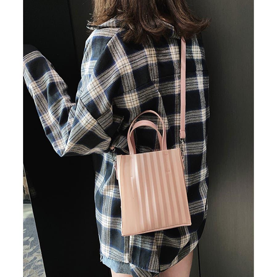 春新作 プリーツバッグ 鞄 6