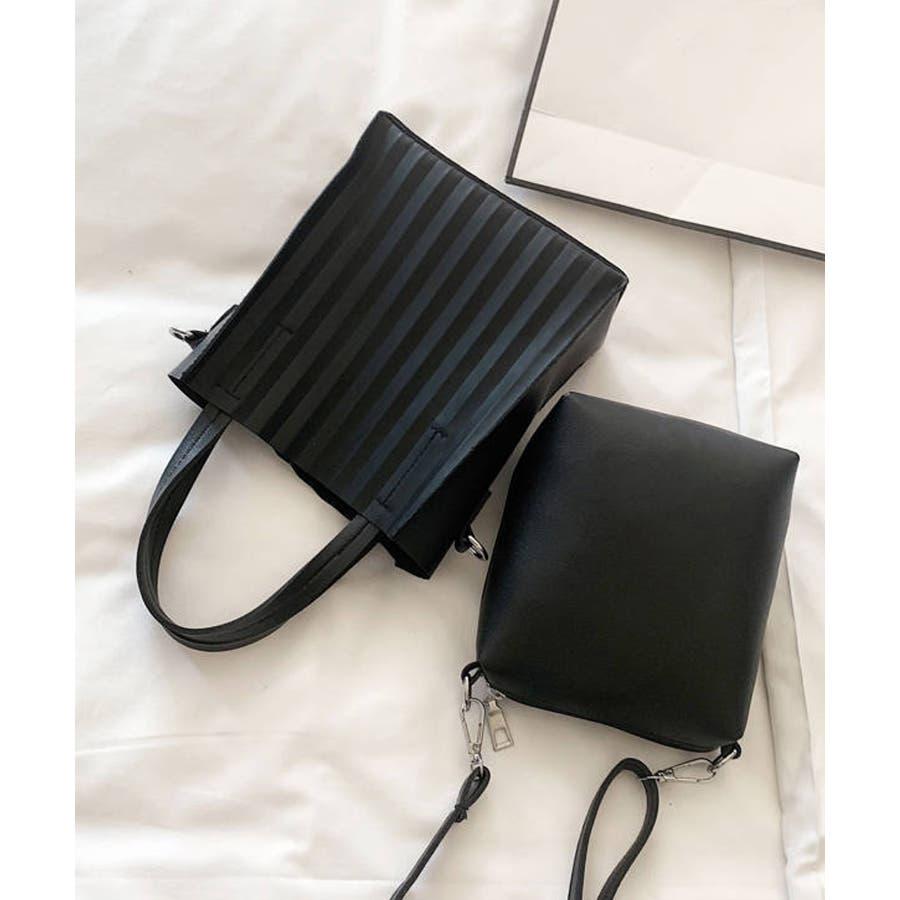 春新作 プリーツバッグ 鞄 8