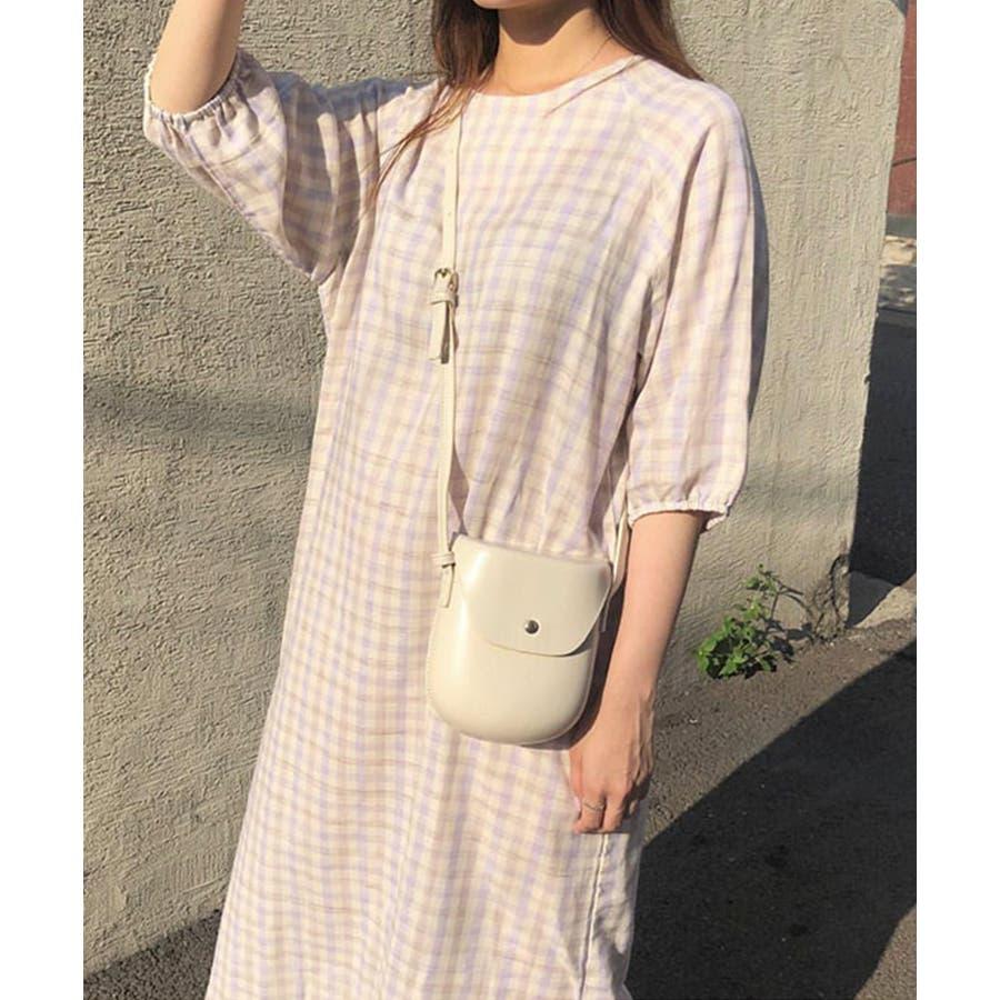 秋新作 レザー調ミニポシェット バッグ 鞄 ショルダー ポシェット レザー調 シンプル レディース 韓国ファッション 16