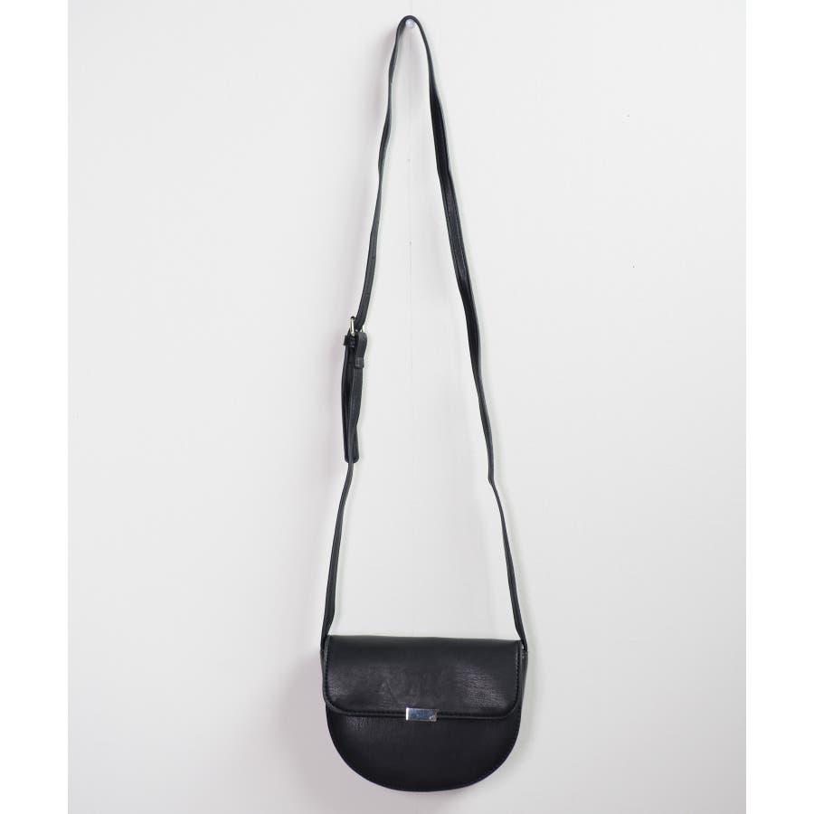秋新作 ハーフラウンドバッグ バッグ 鞄 ショルダー ハーフラウンド レザー調 シンプル パイソン レディース 韓国ファッション 7