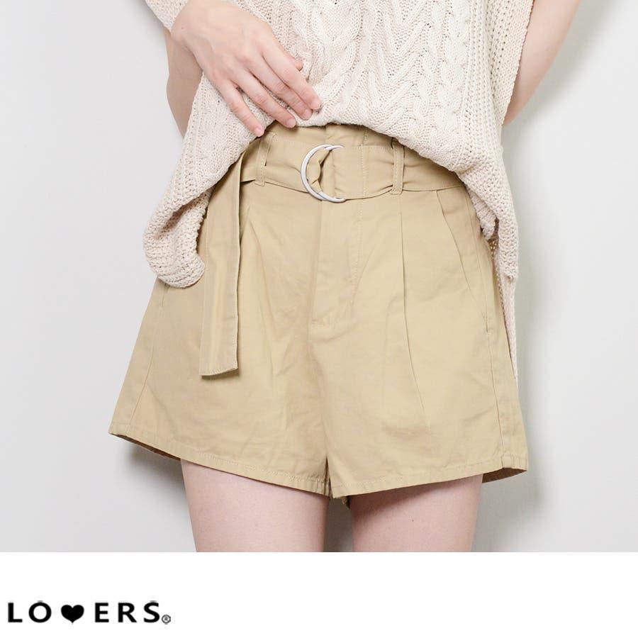 秋新作 ツイルショートパンツ シンプル ツイル型 ショートパンツ トレンド レディース 韓国ファッション 流行 1