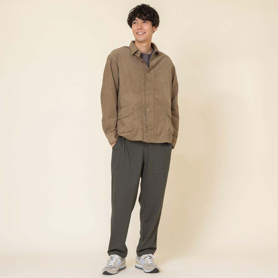 テキサスコットンコーデュロイCPOシャツ 2