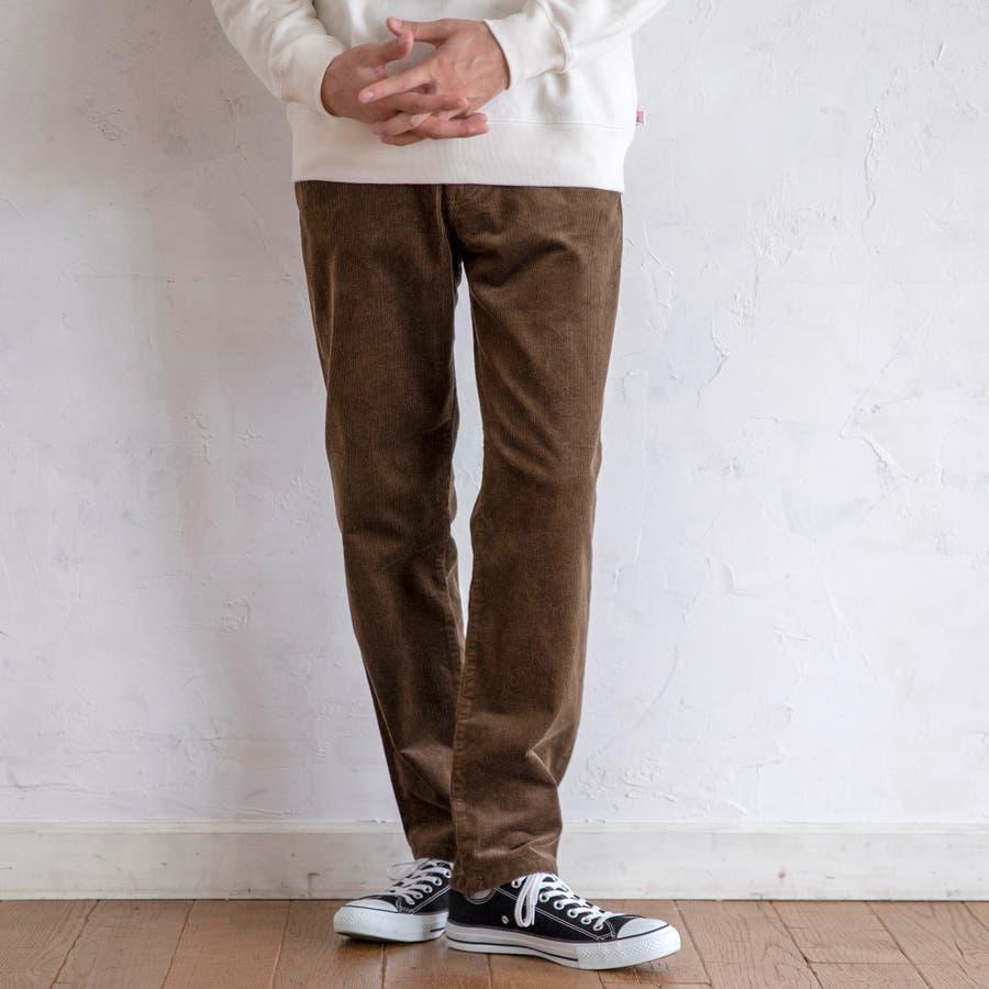 ストレッチコーデュロイ5ポケットパンツ(一部WEB限定カラー)# 35