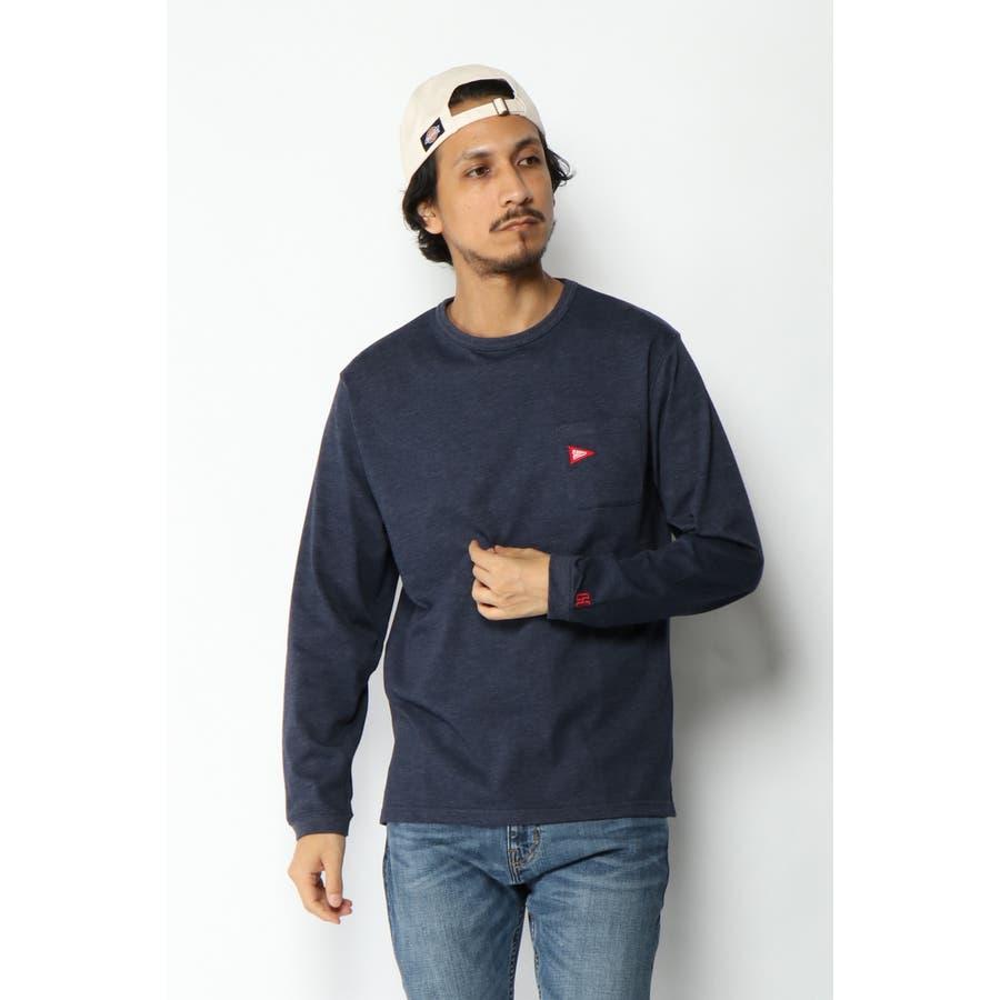 Healthknit Product ロングスリーブTシャツ 3