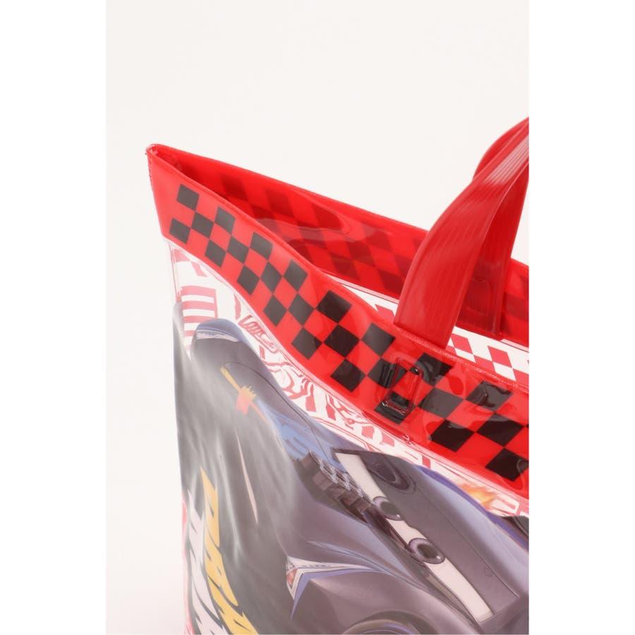 【キッズ】カーズプールバッグ 6