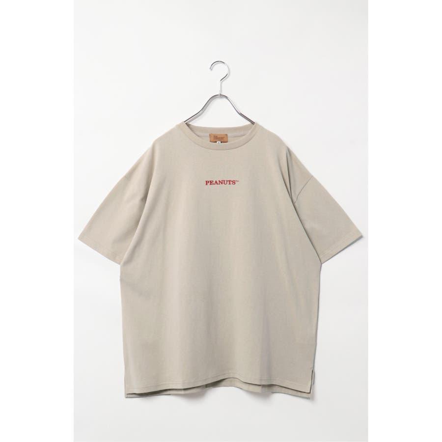 SNOOPY プリントビッグTシャツ 41