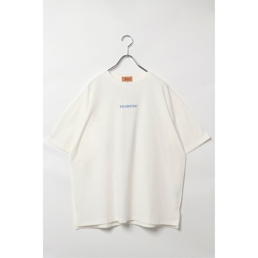 SNOOPY プリントビッグTシャツ 17