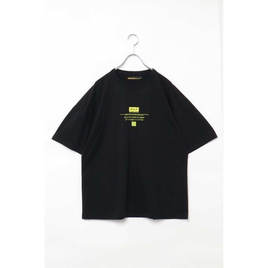 フラッシュロゴTシャツ 21