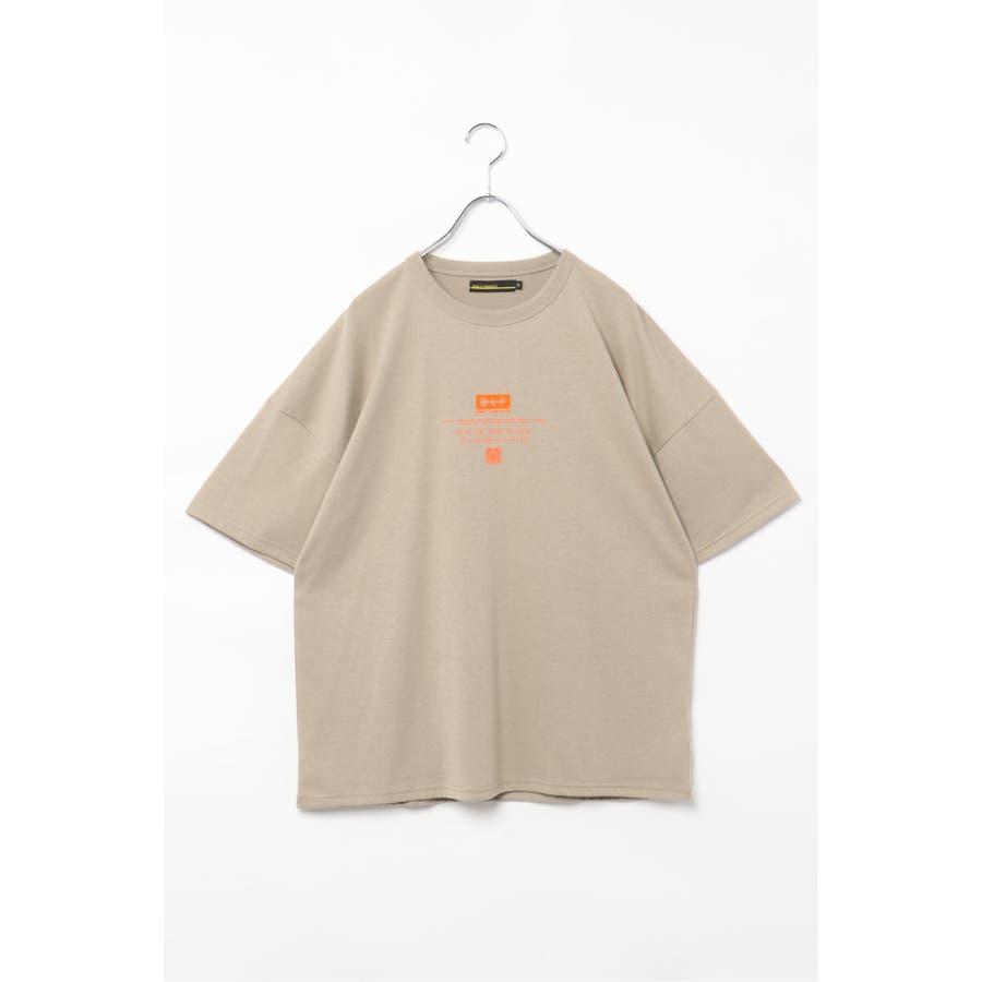 フラッシュロゴTシャツ 4