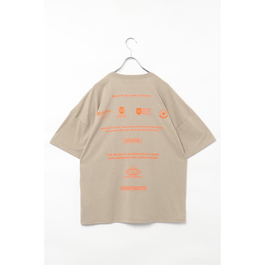 フラッシュロゴTシャツ 5