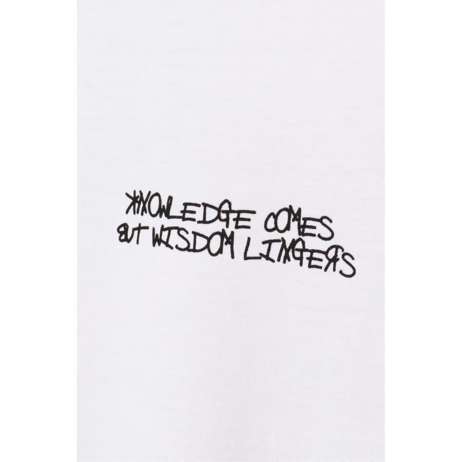 イラストプリントTシャツ 6