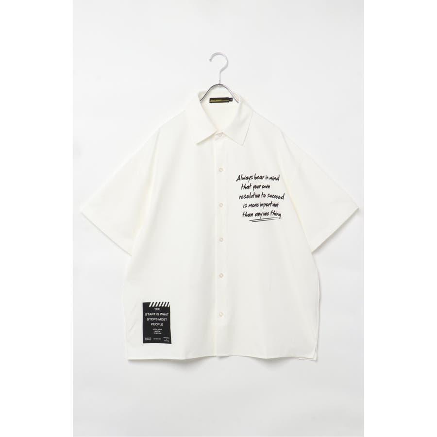 グラフィックビッグシャツ 16