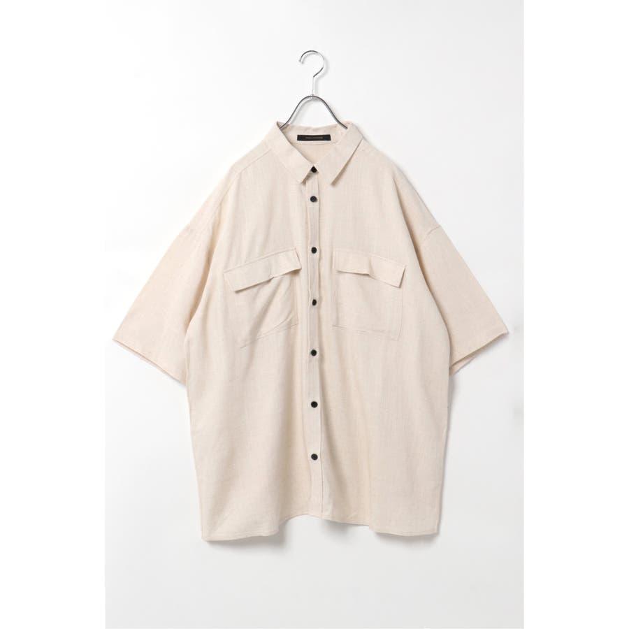 R/Lフラップポケットシャツ 41