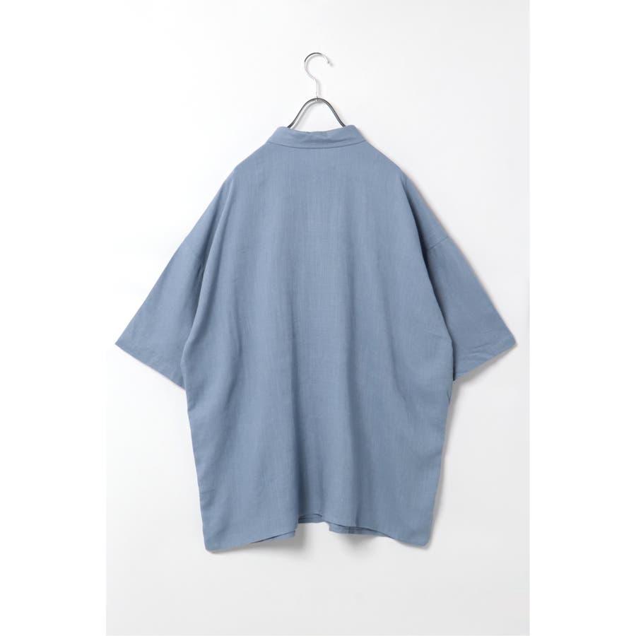 R/Lフラップポケットシャツ 6