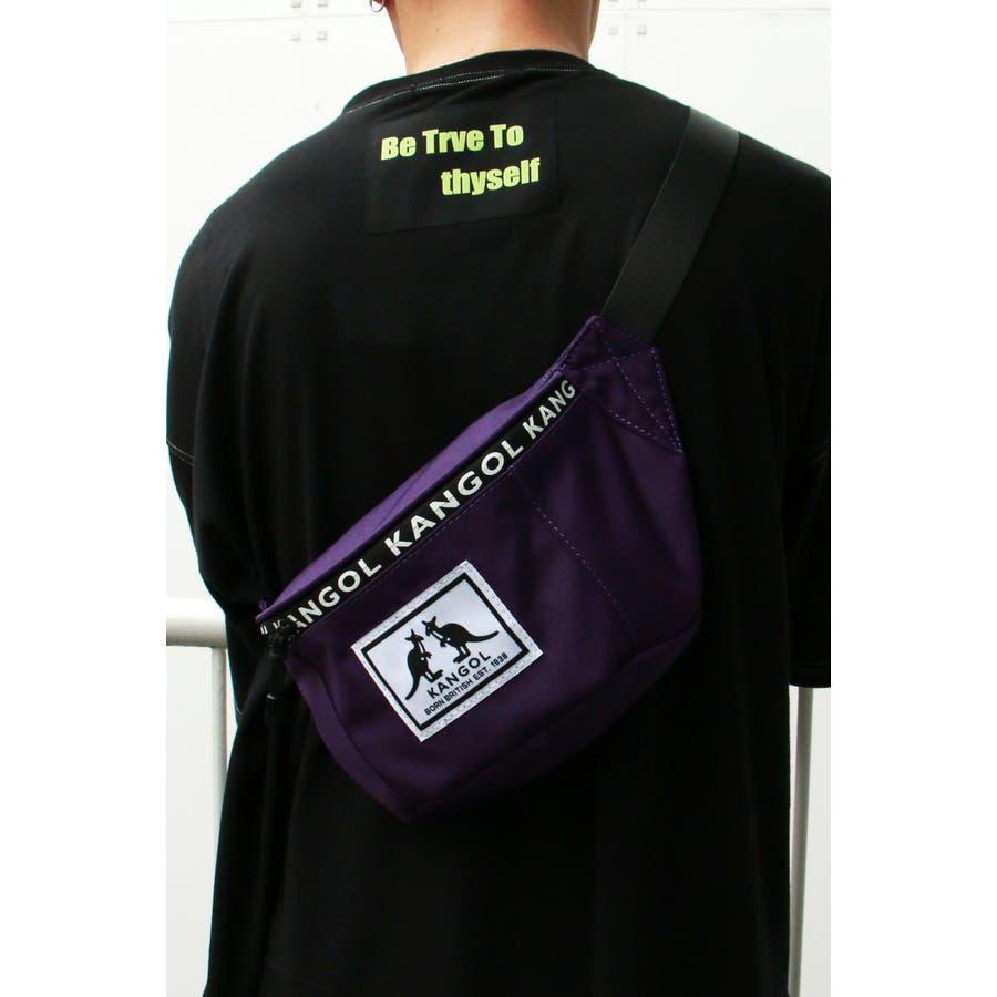 【別注】KANGOL ファスナーポケットファニー 3