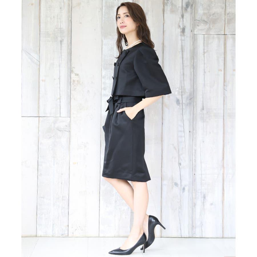 0dc06b3891ee1a 【RINA×フォーマルスーツ】スーツ レディース スカート 大きいサイズ 入学式 卒業式 入園